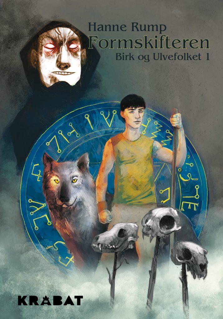 Birk Og Ulvefolket 1 - Formskifteren